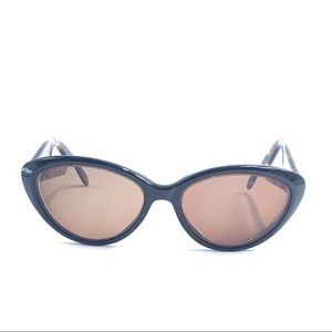 Fossil Eyewear Black Oval Sunglasses Frames